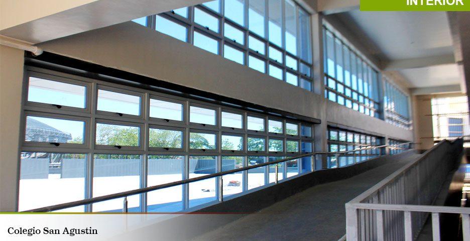 Colegio San Agustin Interior Jn Stw Incorporated